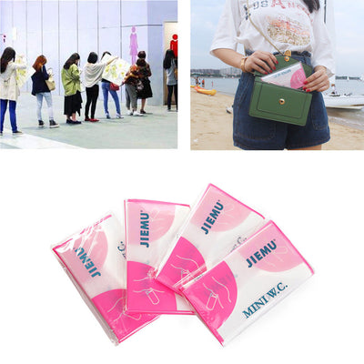 Outdoor Emergency Urinate Bags 700ml Easy Travel  Mini mobile Toilet For Baby/Women/Men