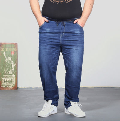 Oversized jeans fat 300 pounds extra large fat PANTS 6XL 7XL 8XL 60 big Szie