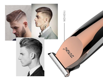 HC-26 Professional Electric Hair Clippers For Men 100-240V / 0 mm.Cordless haircut machine