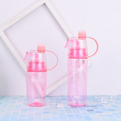 Spray Sport Drinking Water Bottle 400/600ML Hot/Cold Bicycle Drinkware