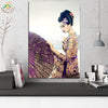 Wall art Canvas  Posters and Prints Japan Woman Wall Art