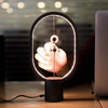 Balance Night table lamp Eye-Care