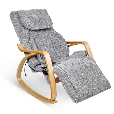 Full Body Massage Chair 3D Recliner 8 Modes Break Lounge Chair
