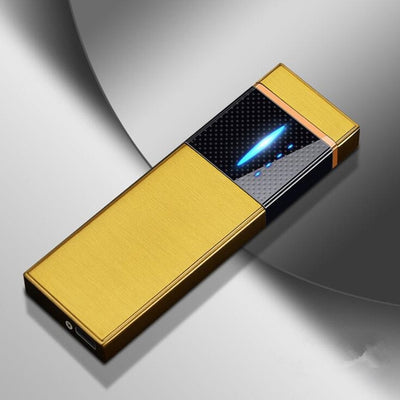 LT-27 Double Arc lighter Plasma cigar Electronic lighter for man gift