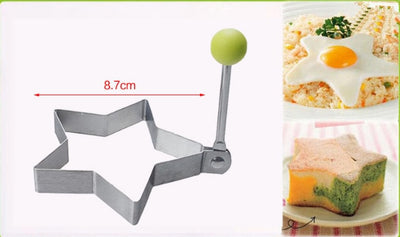 Stainless Steel Fried Egg  Kitchen Gadgets