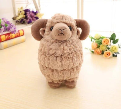 Simulation Sheep Toy Stuffed Animal Children Gift+Home Decoration