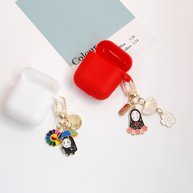 Spirited Away Keychain  | Anime Pendant