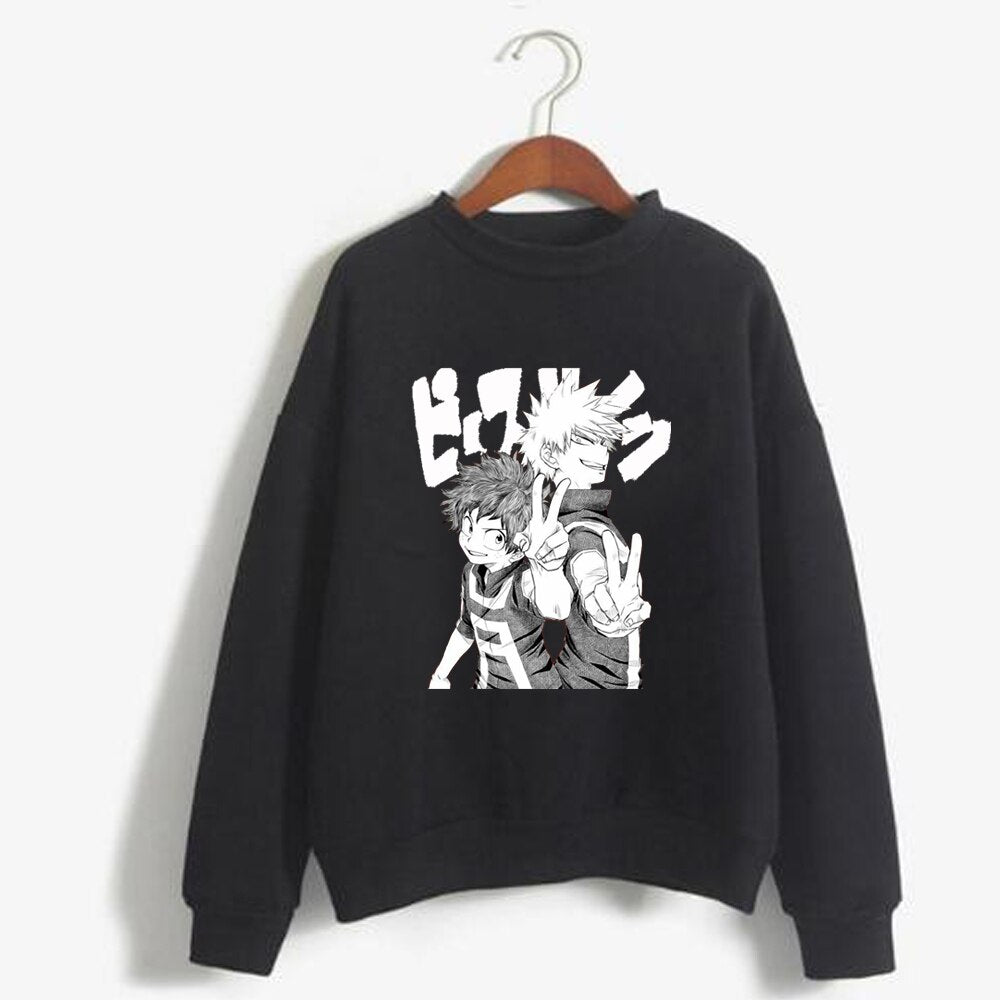 Bakugo & Deku Sweater