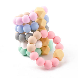 The Shonan Teething Ring | 6 Color Options - PillowCrib.com