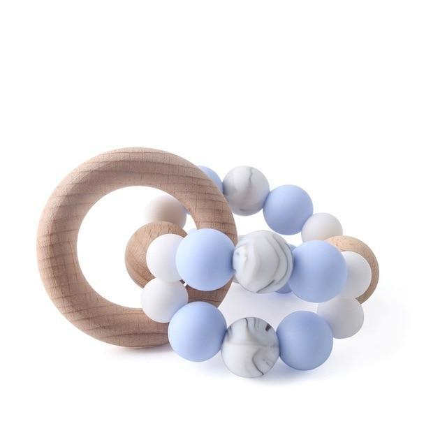 The Dakota Teething Ring | 3 Color Options