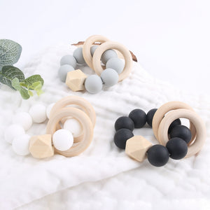The Elle Teething Ring | 3 Color Options