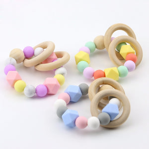The Jensen Teething Ring | 3 Color Options - PillowCrib.com