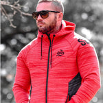 #Product.D45. Fitness Hoodie for Men