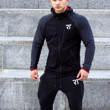 #Product.D47. Fitness Hoodie for Men