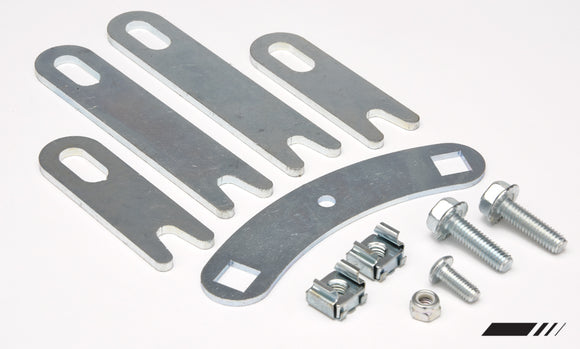 COMPKART Chain Guard Free Line Universal Fitting Kit