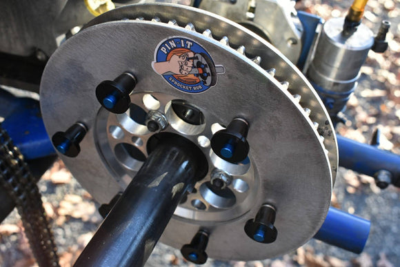 PIN-IT Sprocket Hub