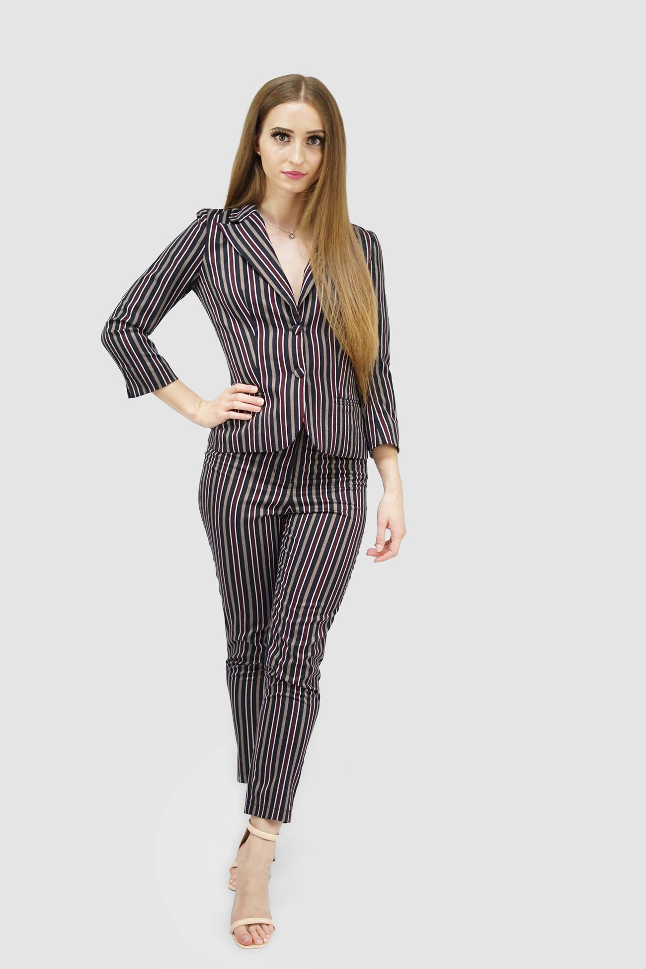 Work Play Suit Women S Trouser Suit Style Suit