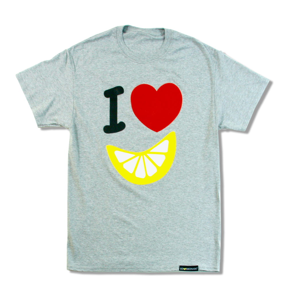 Load image into Gallery viewer, I Heart Gourmonade T-Shirt