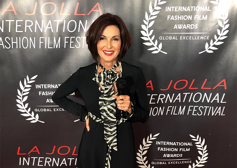 July 27, 2019 | Lorelei Shellist at La Jolla International Fashion Film Festival