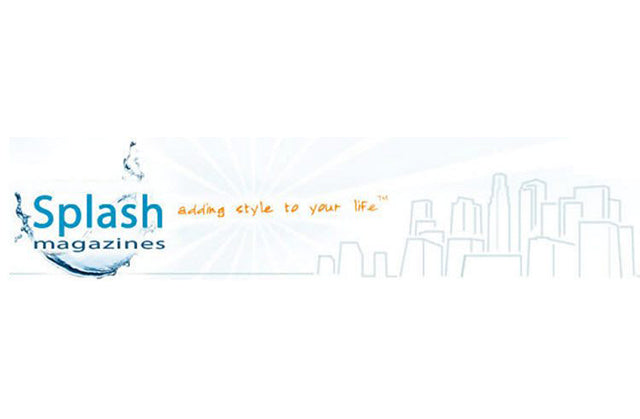 Splash Magazine logo
