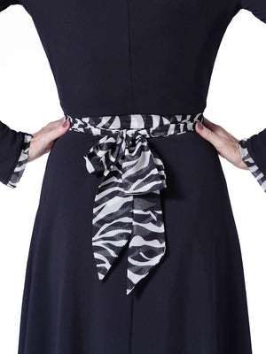 The Dream Dress® | Black/Zebra