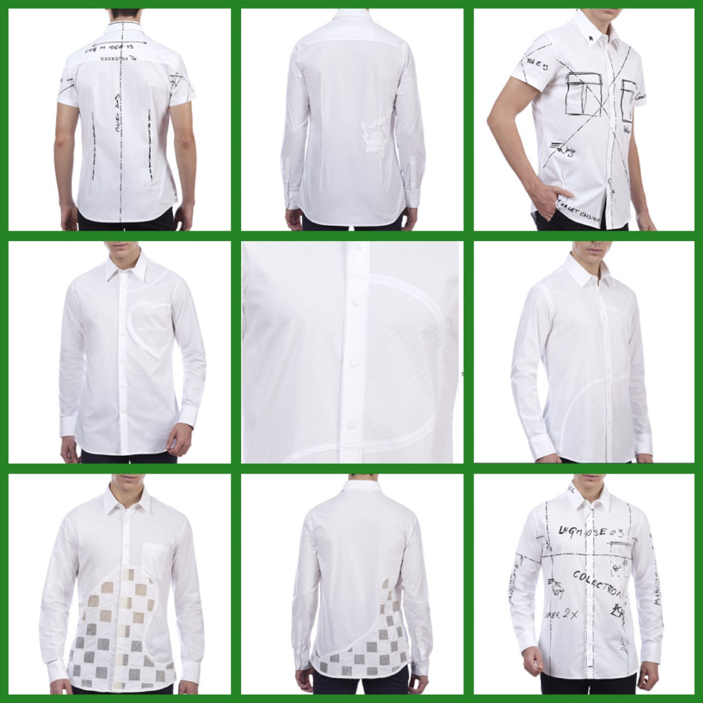 L'Echo Mens Shirts Pop Up
