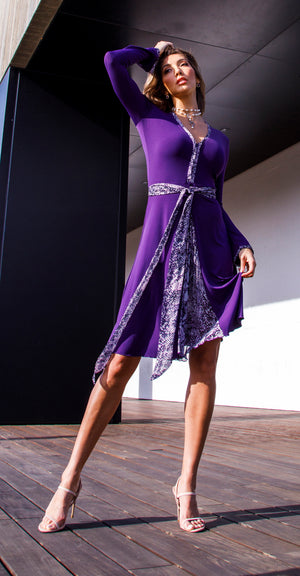 The Dream Dress® | Amethyst/Snakeskin