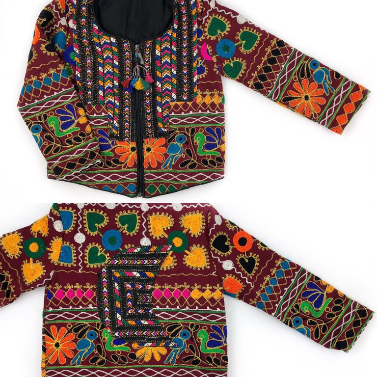 Banjara Moon Jacket 5 Years