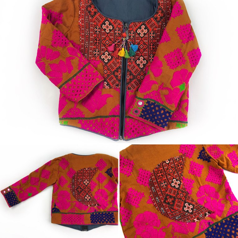 Banjara Moon Jacket 4 Years
