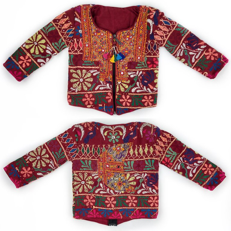 Banjara Moon Jacket 3 Years