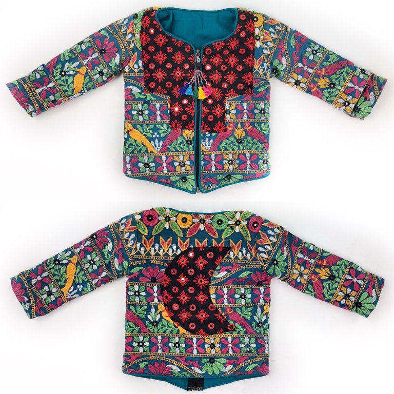Banjara Moon Jacket 2 Years