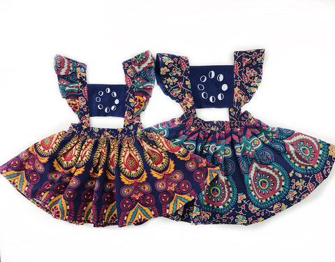 4T Moonchild Rompers-Ready to ship