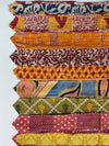 Vintage Kantha Head Wraps-Short 42""