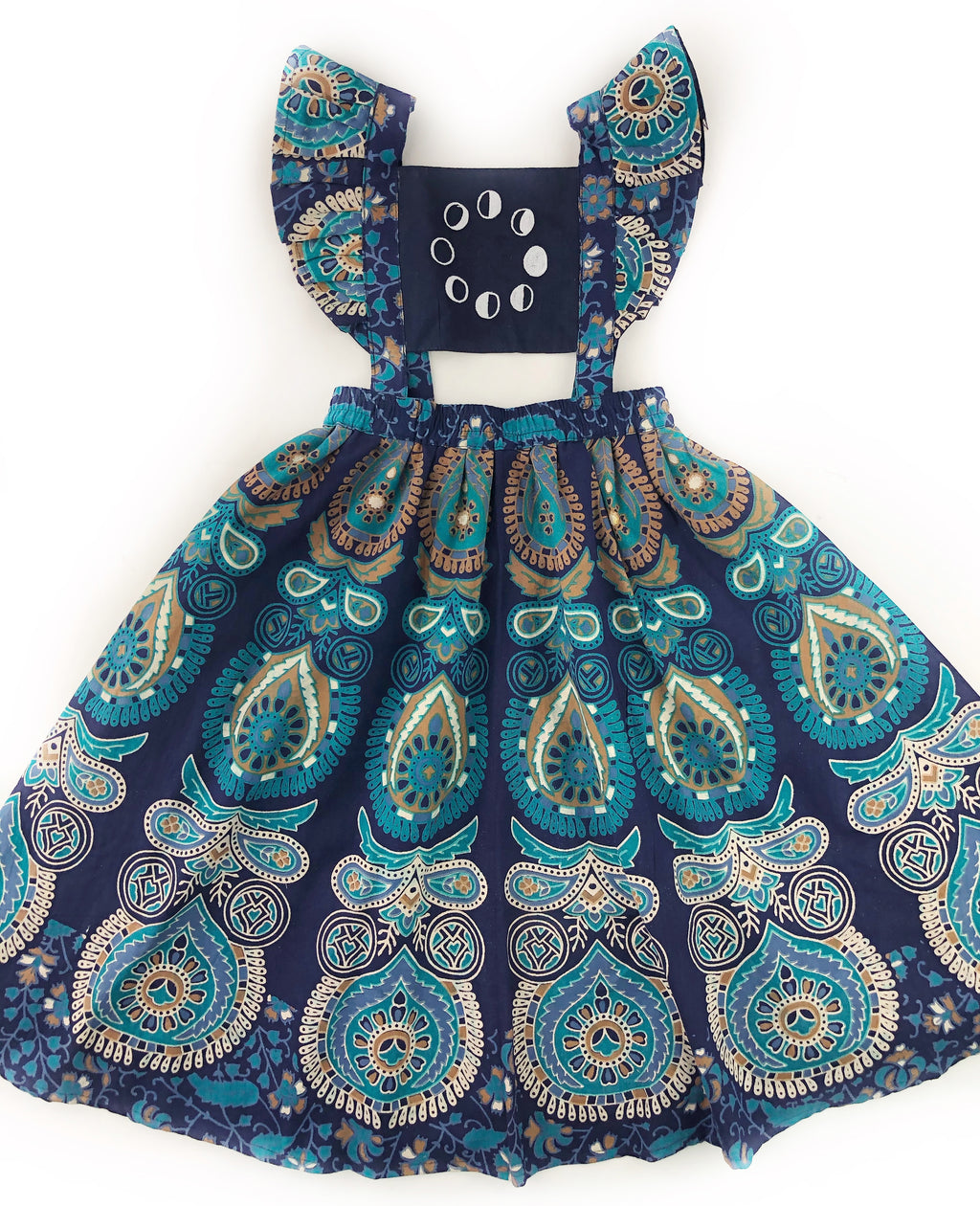 4 Years Moonchild Maxi Dress-Ready to ship