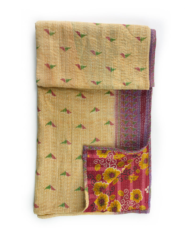Kantha Beach Towel-Cover