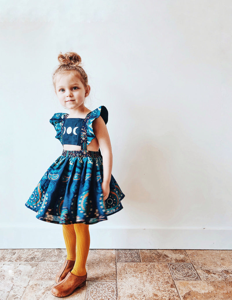 6 Years, Moonchild Mini Dress- Ready to ship
