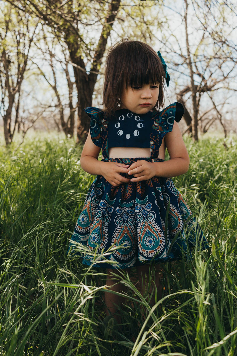 3T Moonchild Mini Dress- Ready to ship