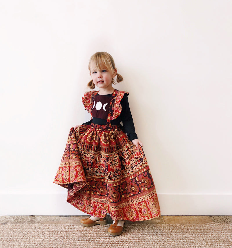 2T Moonchild Maxi Dress-Ready to ship