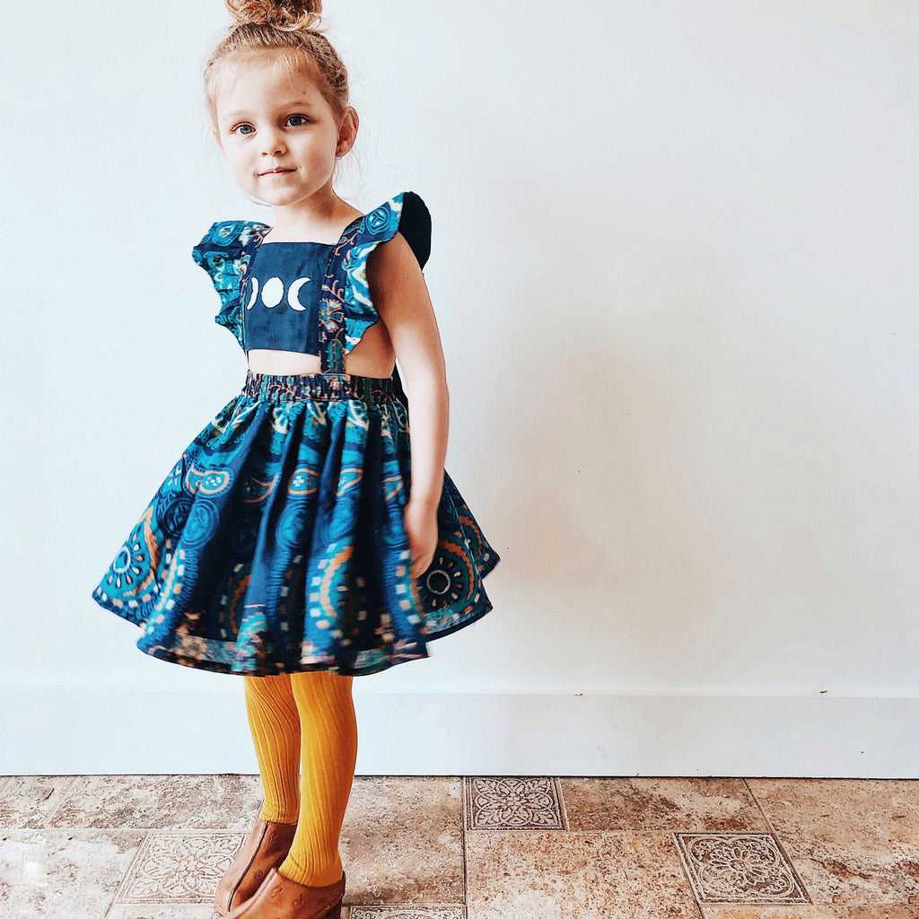 5 Years, Moonchild Mini Dress- Ready to ship