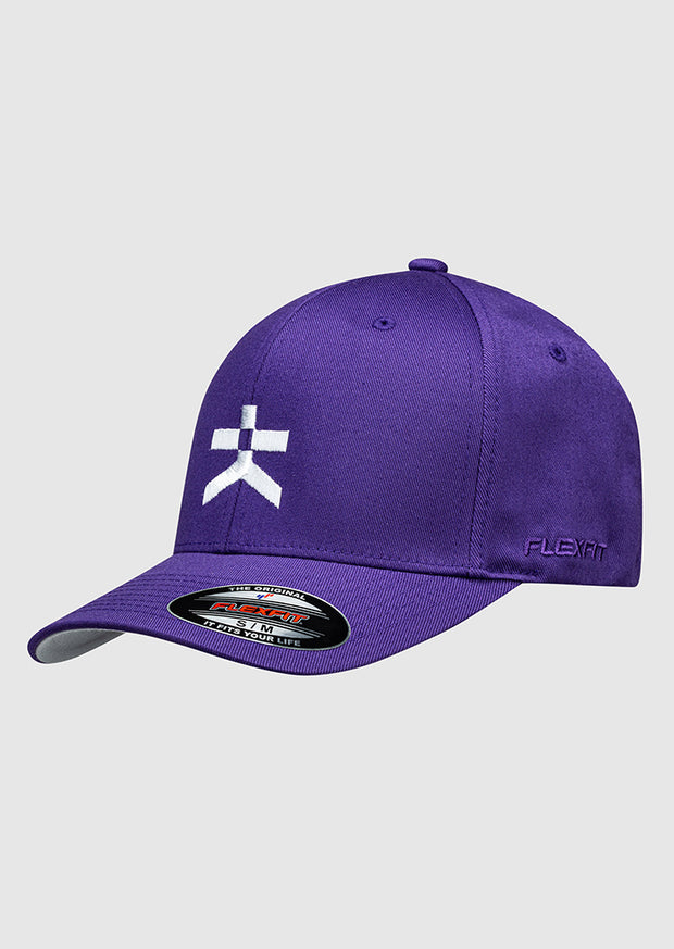 Likys Hat - FlexFit - Purple W