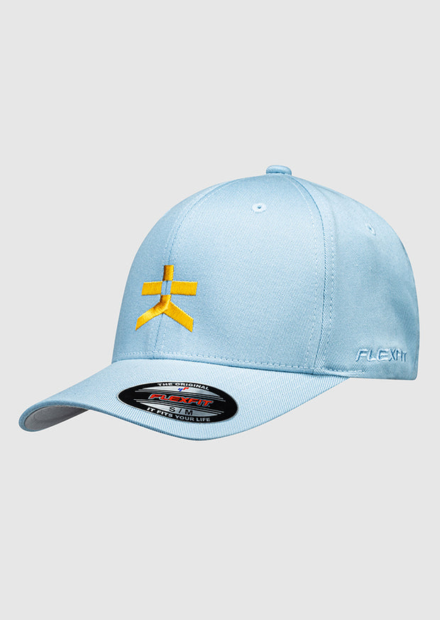 Likys Hat - FlexFit -Light Blue