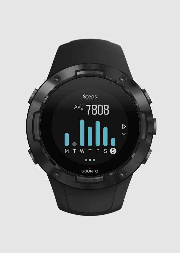 שעון כושר Suunto 5 All Black