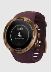 שעון כושר - SUUNTO 5 Burgundy Copper