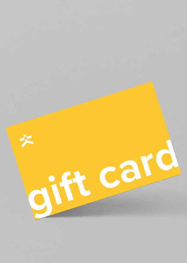 Training Gift Card