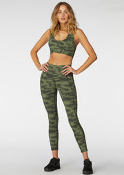 Take Charge Legging - Green