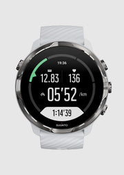 שעון חכם Suunto 7 White Burgundy