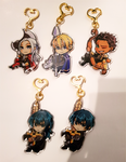 Fire Emblem Three Houses Charms