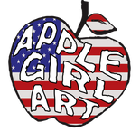 Apple Girl  Art
