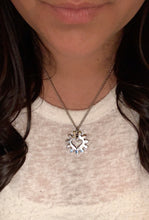 Gears To My Heart Necklace