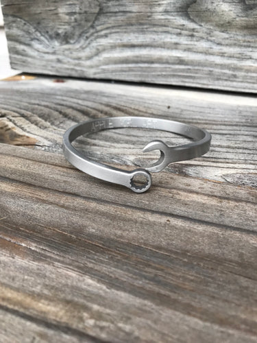 Limited Edition Titanium Wrench Bracelet